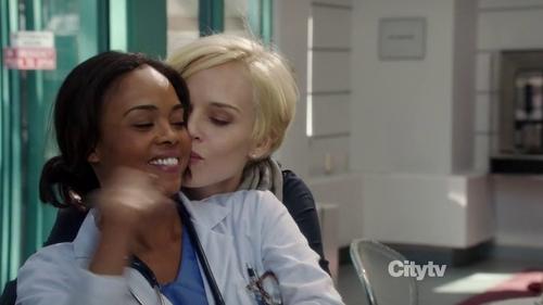 lesbian tv shows: