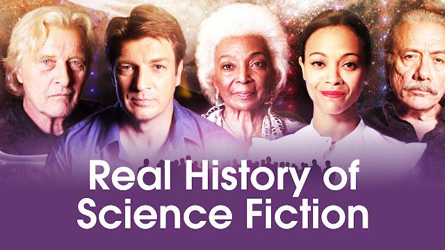Documental La verdadera historia de la ciencia ficcion