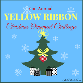 click here to go to 2nd Annual Yellow Ribbon Christmas Ornament Challenge on Facebook