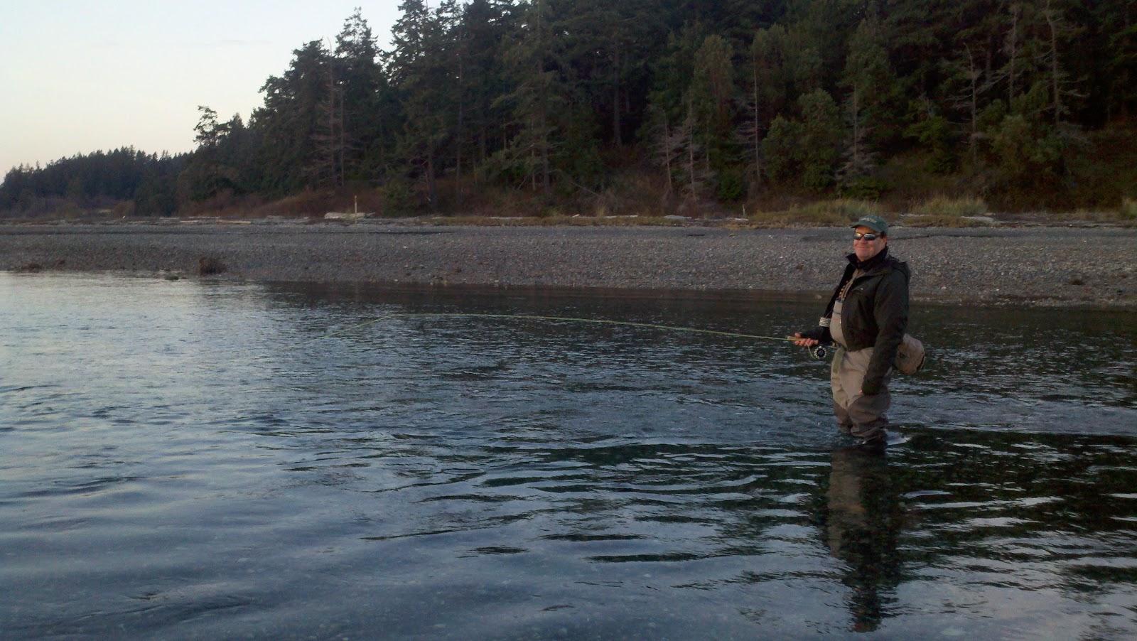 Washington fly fishing november 2012 for Washington fly fishing