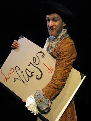 """""""Gulliver en Liliput"""" en Teatro Guindalera -"""