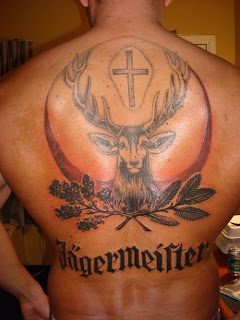 Deer Tattoo Design Photo Gallery - Deer Tattoo Ideas
