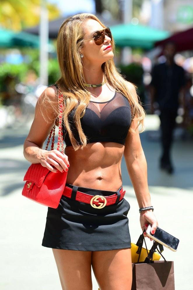 Jennifer Nicole Lee in Miami