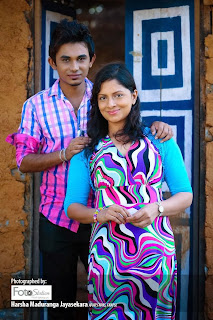 Pre Wedding Photo Shoot of Ishara Sandamini (Actress) & Kasun Madhusanka (Singer)
