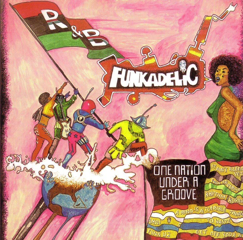 Parliament funkadelic one nation under a groove avi