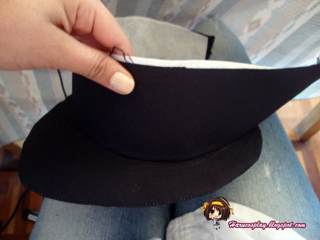 Tutorial: Como hacer sombrero de capitana ~ Haru cosplay ♥