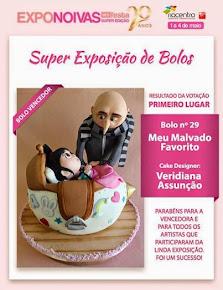 PRIMEIRO LUGAR - Concurso EXPO NOIVAS 2014