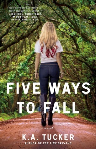 https://www.goodreads.com/book/show/18170583-five-ways-to-fall