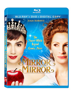 Mirror Mirror on Blu-ray and DVD