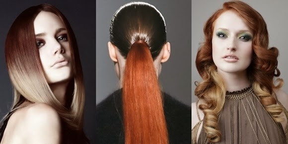 beleza, cabelos, madeixas, mechas, cabelos com luzes, ombré hair para outono inverno 2014