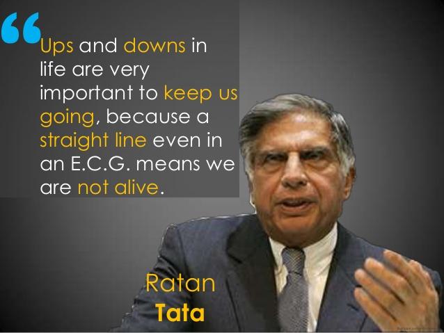 Ratan Tata quote