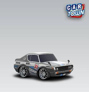 Nissan Skyline GT R C110 1973 Tokico