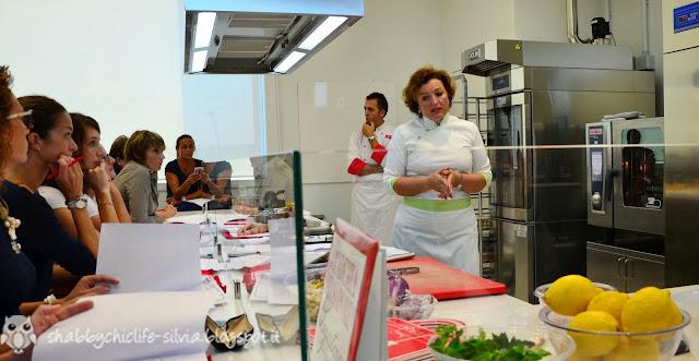 scuola di cucina R&D, Lanciano CH corso Lagostina