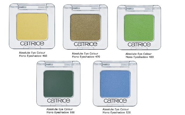 Sortimentsumstellung Catrice - Januar 2013 - Auslistungen