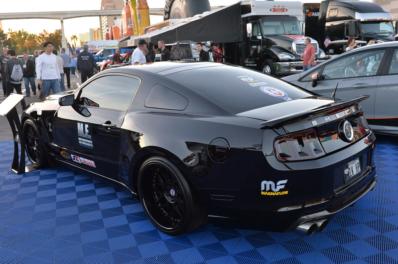 Manny Galvan's 2013 Shelby GT500