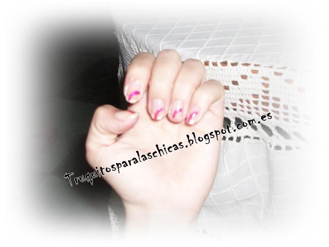 manicura arcoiris