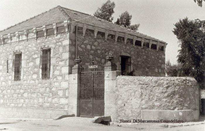 Cosas de Hoyo: La histórica Casa Tanuchi de Hoyo, indefensa por ...