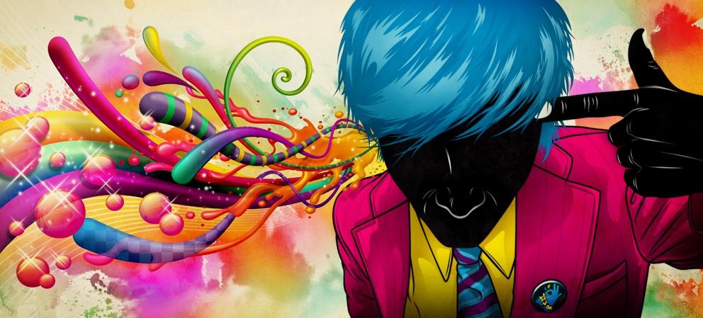 cool graphic design art