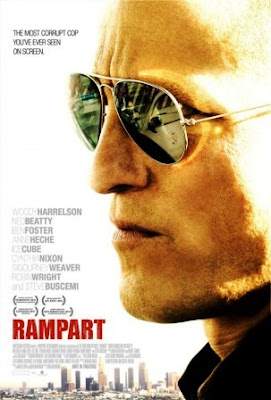 Rampart (2011). movie poster pelicula