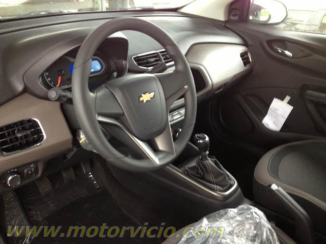Novo Prisma 2013 LT 1.0 - interior