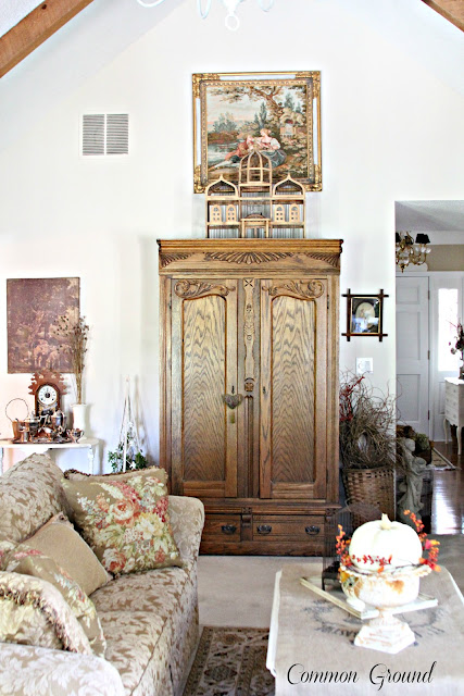 IMG 1148+2 Vintage inspired French Country home tour