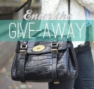 Enter the Give-Away