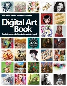The Digital Art Book Volume 1 2014