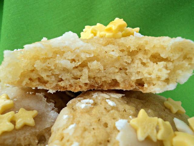 galletas, galletas limón, desayuno, receta