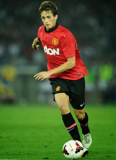 Adnand januzaj Wonderkid Manchester United 20132014