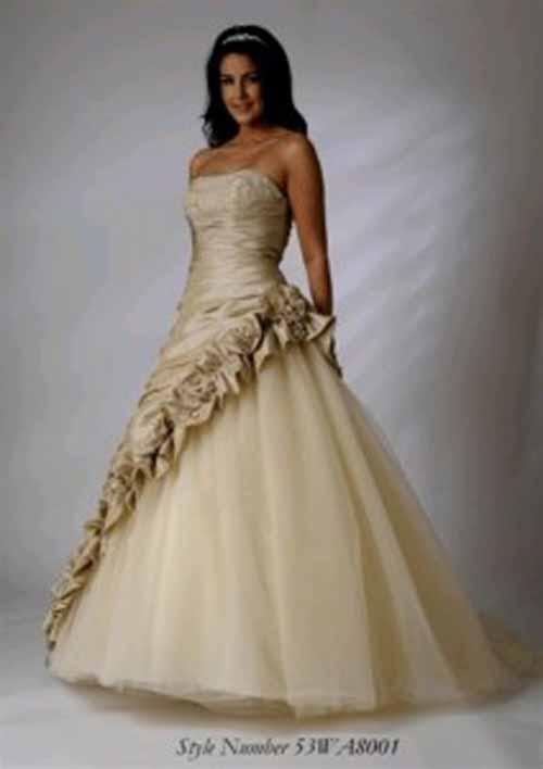 Beautiful Wedding Dress Just For