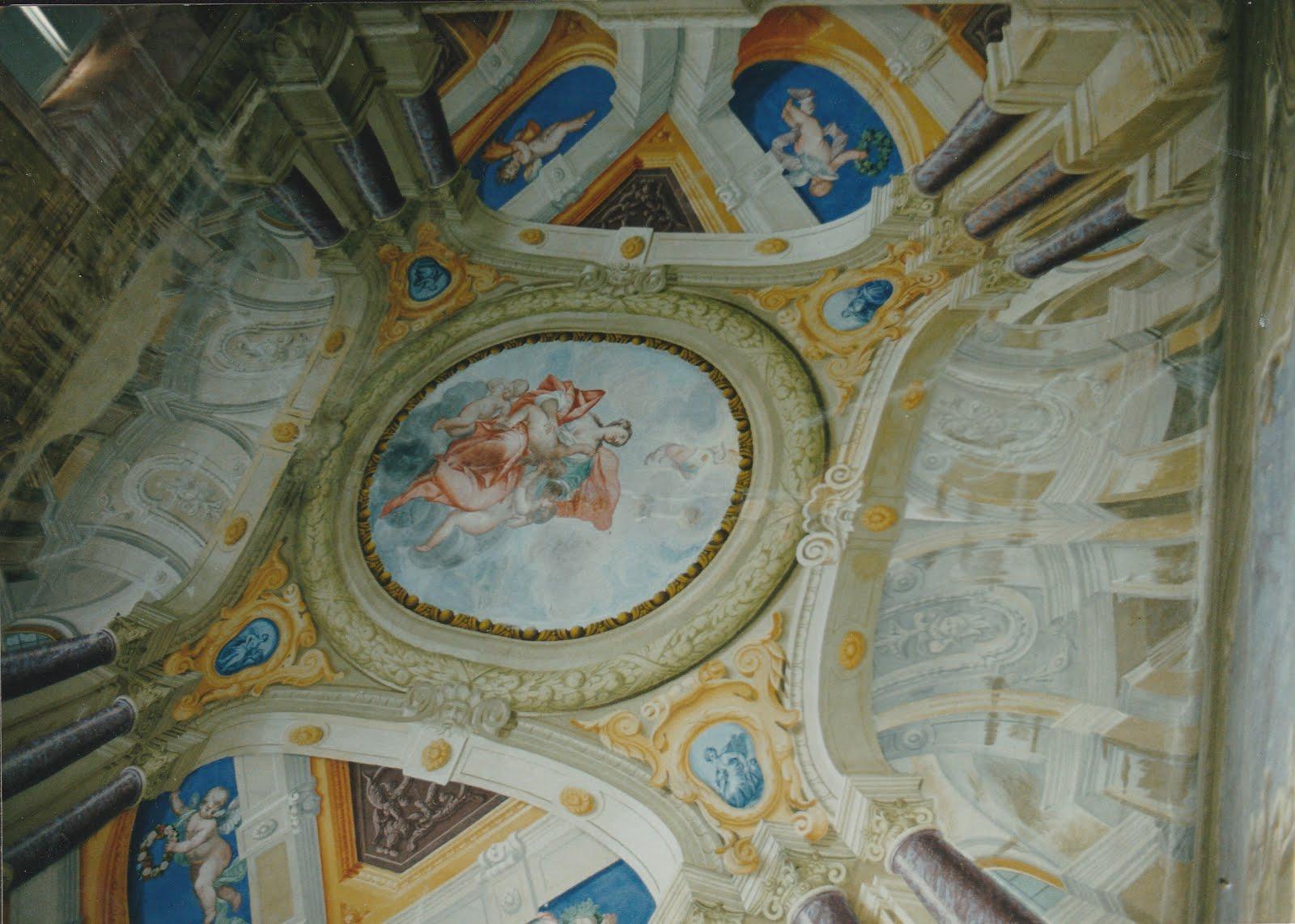 interventi di restauro opere d'arte