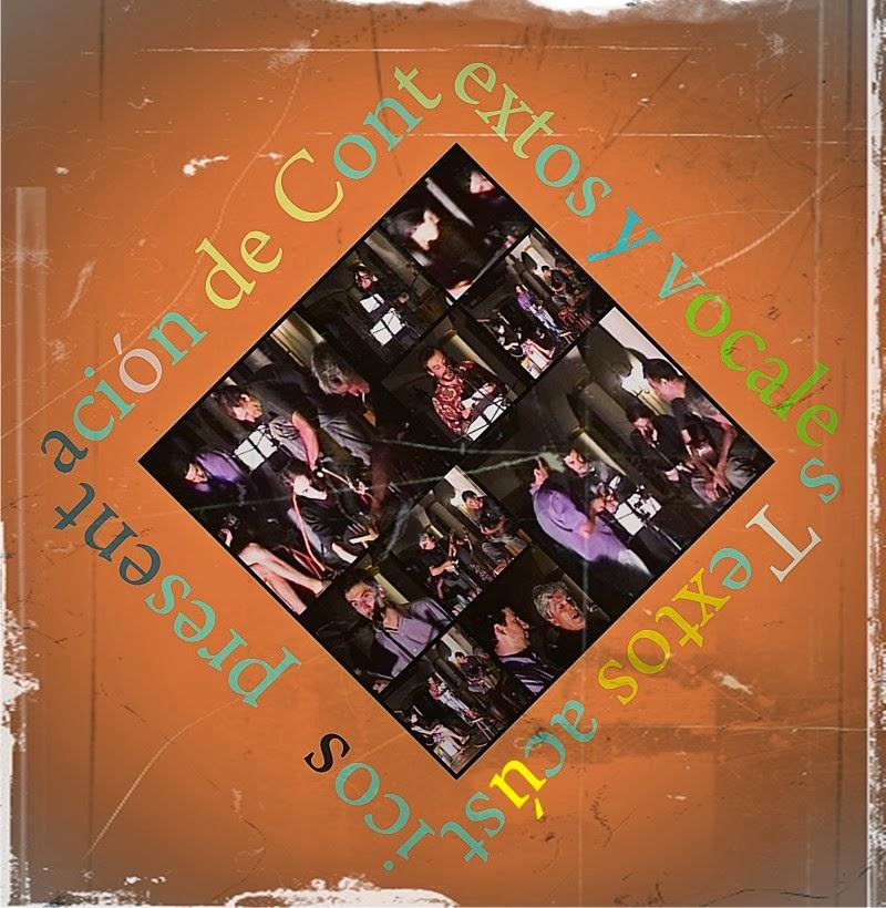 2002 - Contextos y vocales en vivo