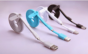 Universal Flat Micro USB 2.0,5V 2A Data Cable