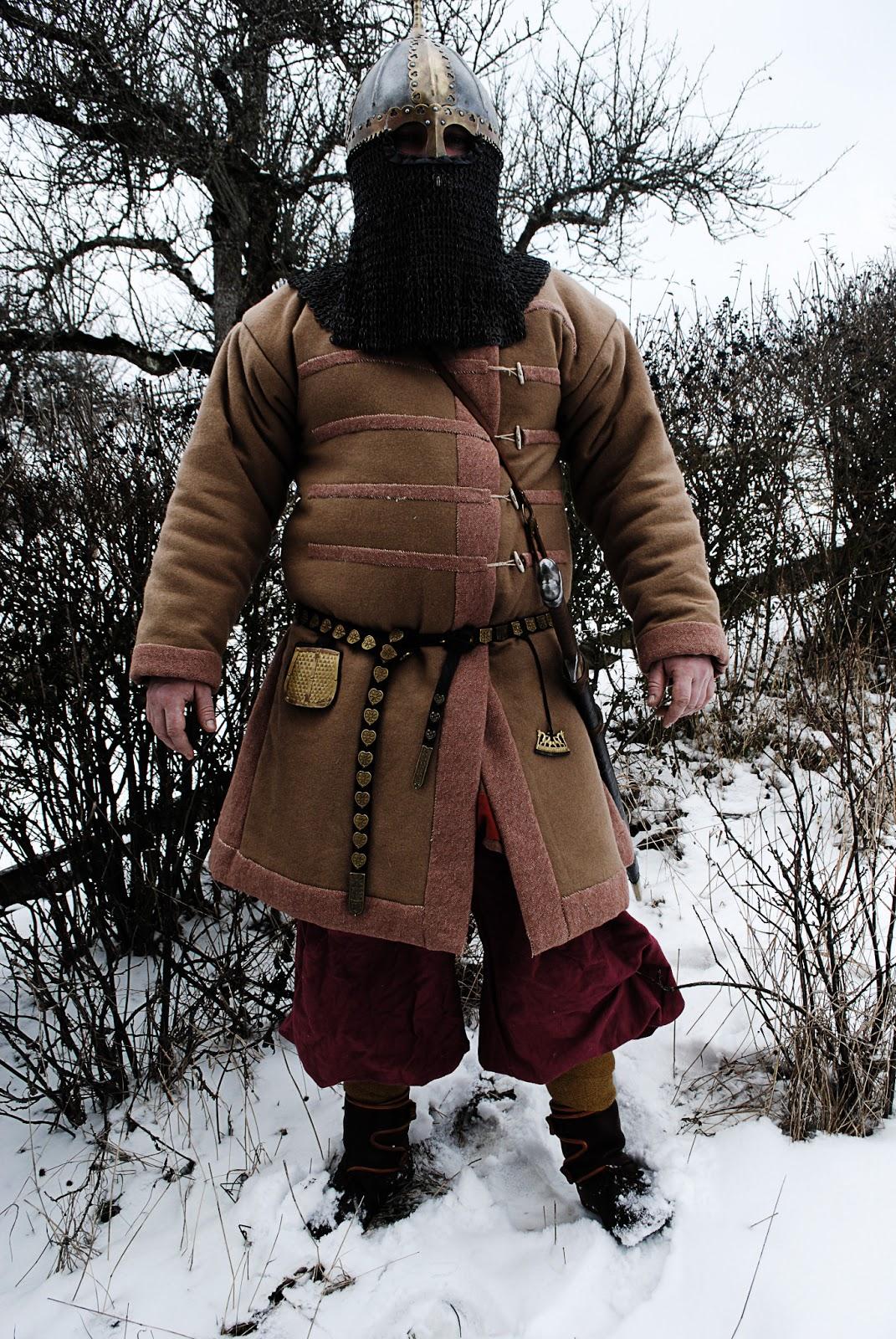 viking handcraft: Alternative zum Gambeson: Der \