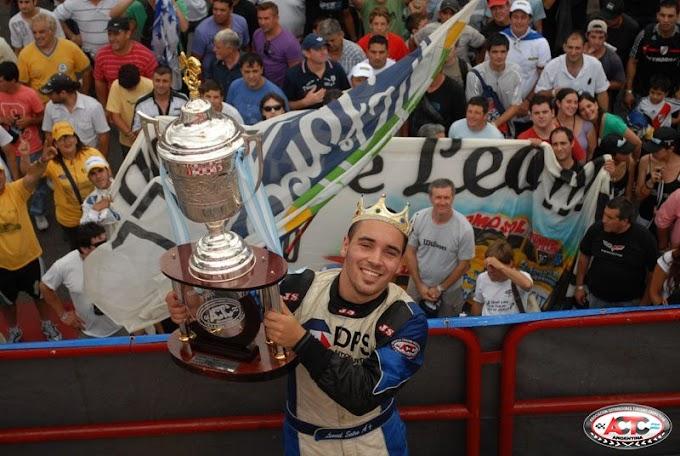 Sotro campeón de TC Pista