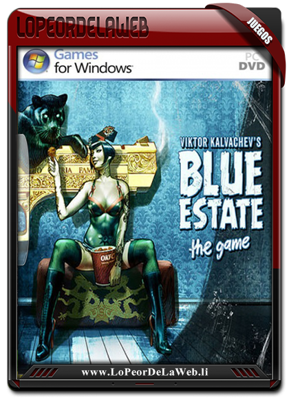 Blue Estate The Game Multilenguaje (Castellano)