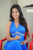 Manali Rathod photos in blue-thumbnail-17