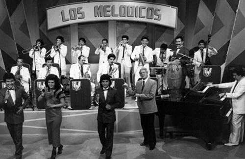 Los Melodicos - Mi Tamborera