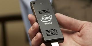 إنتل تقدم حاسوبها المصغر Compute Stick في المغرب