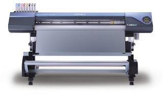 mesin digital printing Roland VersaCAMM
