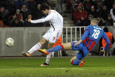 Viktoria Plzen 2 - 2 AC Milan (3)