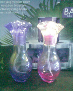 BOTOL SPRAY KACA 25ML