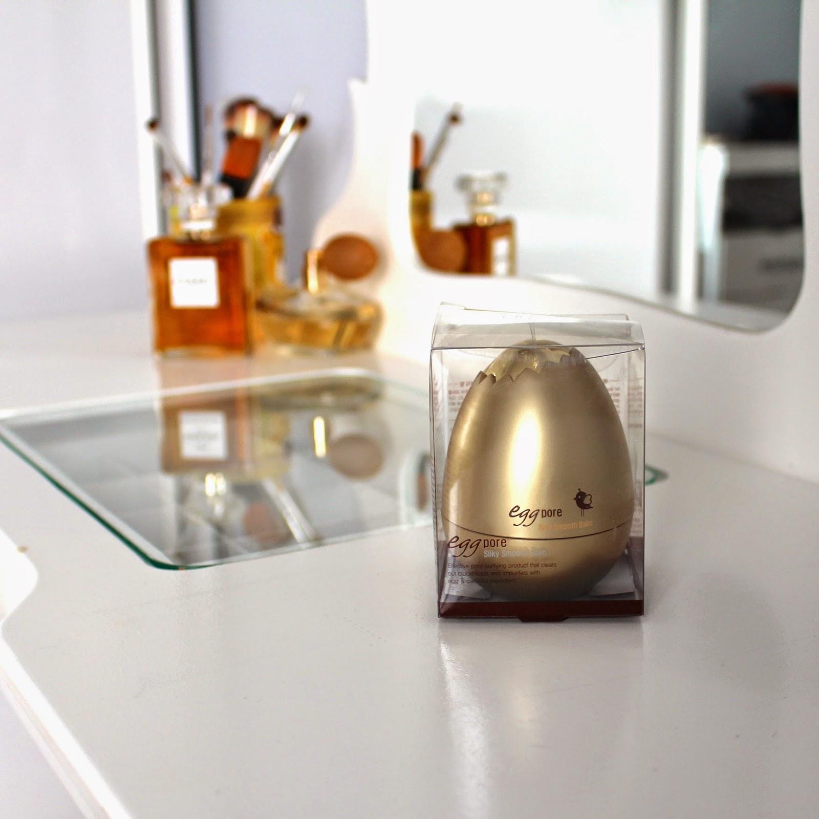 Resenha Egg Pore