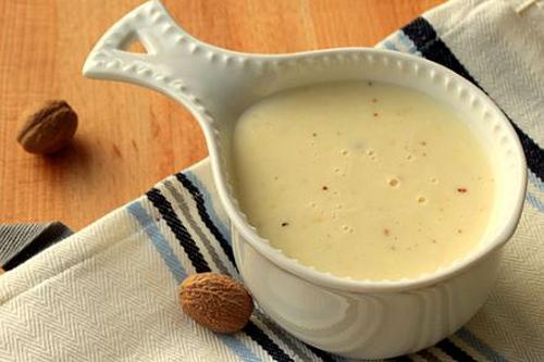 KechamamyCook: Besciamella (bechamel sauce) Gluten Free