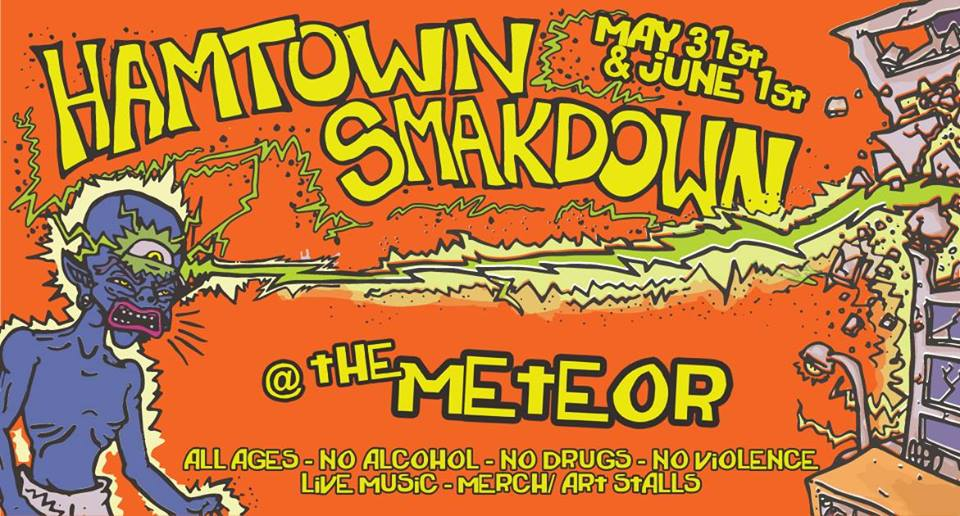 Hamtown Smackdown 2019