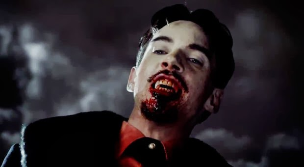 Sangre y vampiros en NBC,   Dracula 1x01 - The Blood is the life