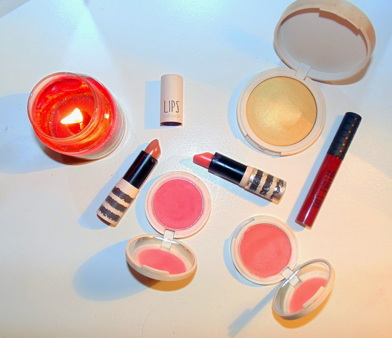 Topshop make up range, sunbeam, whimsical, velveteen ribbon, secretary