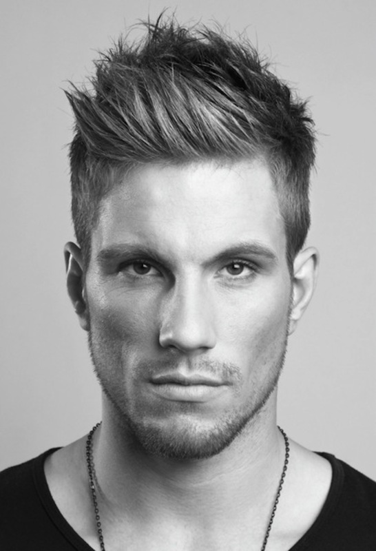 Trend Hairstyles 2013 For Men