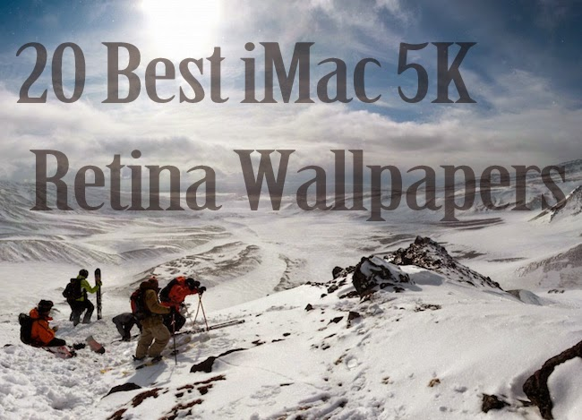 20 Best iMac 5K Retina Wallpapers
