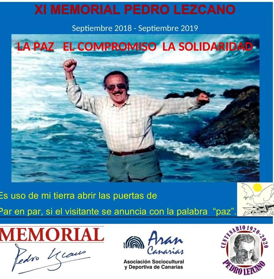 XI MEMORIAL LEZCANO